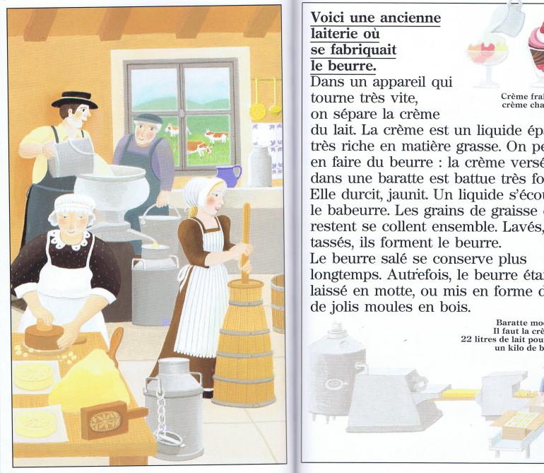fr livres 50 - フランス語の本 Le Lait