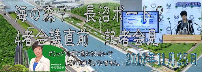 tit 161125 - 海の森競技場か宮城長沼競技場、決定はまだ先H28.11.25