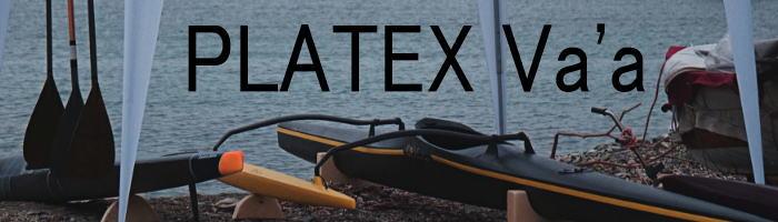 tit pla vaa001 - PLATEX VA'Aカヌーボート