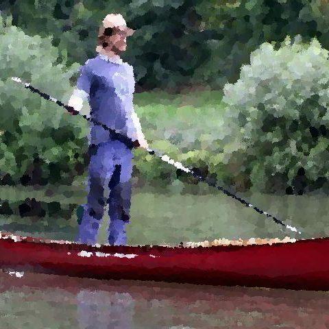 カヌーポーリング