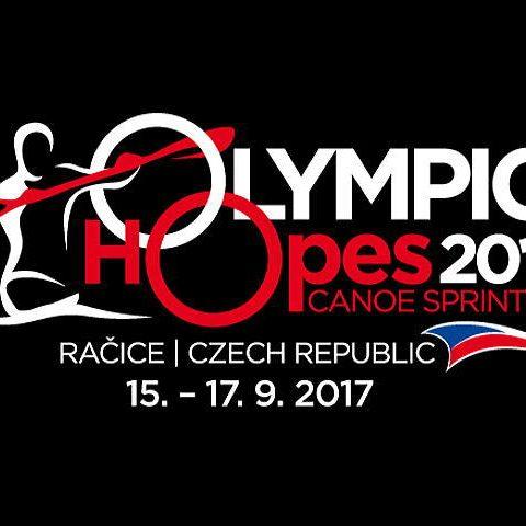 日曜日の結果オリンピックホープス2017カヌースプリント