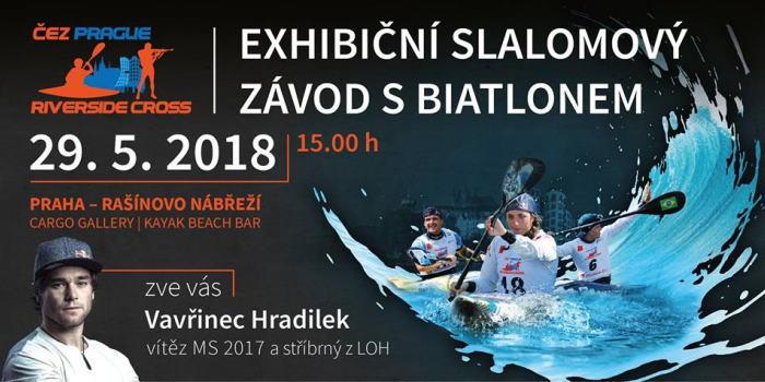 rivcross afiche - リバーサイドクロス プラハ
