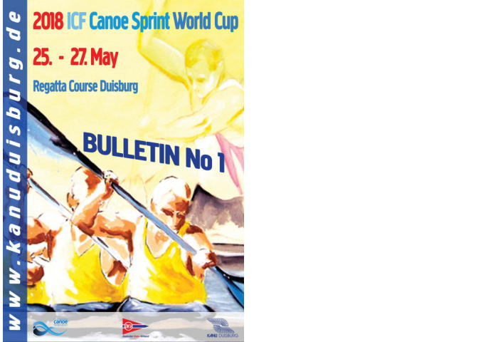 wc2sp2018 001 - 結果2018 ICF CANOE SPRINT WORLD CUP 2nd Germany