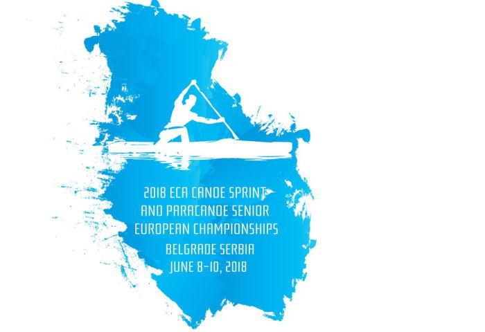 eca spr2018 tit - 2018 ECA Canoe Sprint  European Championships結果