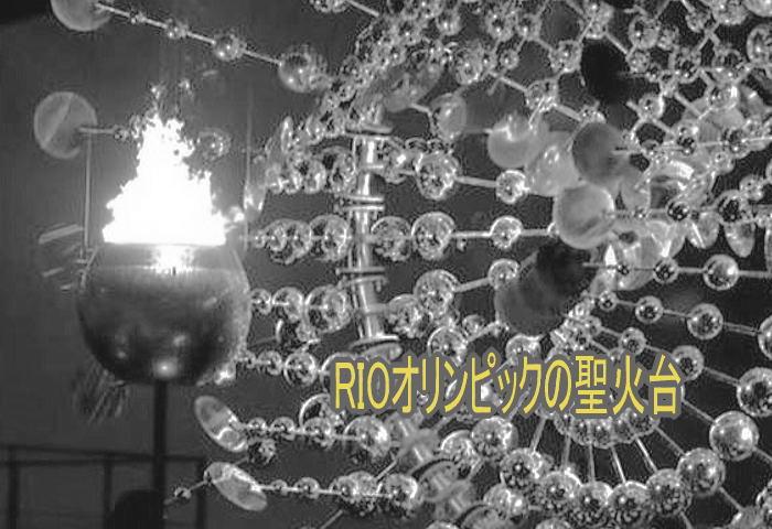 rio fire - 東京2020オリンピック聖火コース決定