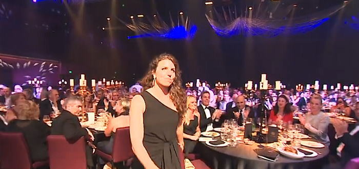 aisjyessy - ジェシー オーストラリアで女性アスリート賞をゲット