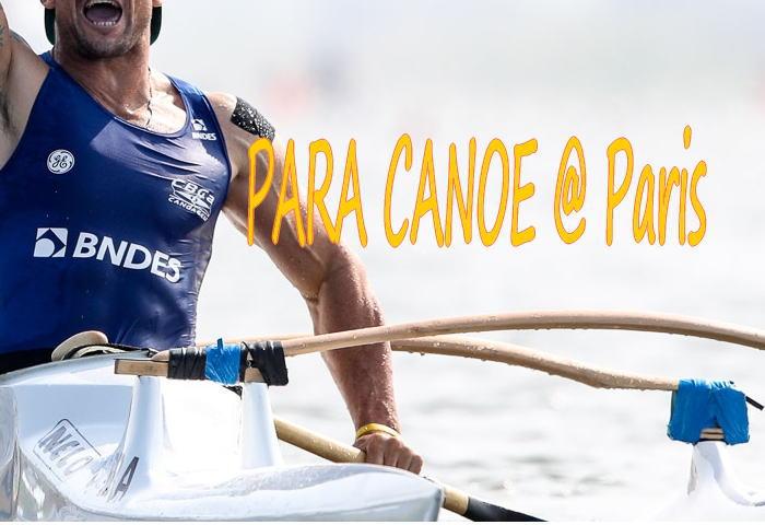 paracanoe2024 - パリオリンピックからパラカヌーが正式競技に?