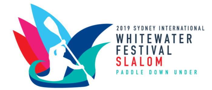 syd title - 2019オーストラリアオープンカヌースラローム日本選手の予選結果