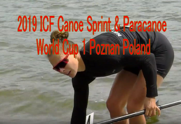 2019 spr wc1 - 2019年度カヌースプリントワールドカップ第1戦最終日のファイナル結果
