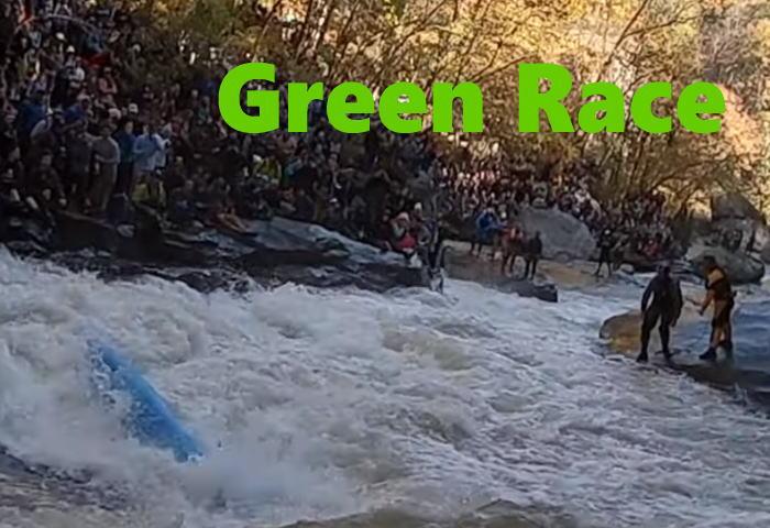 green race tit - グリーンレース2019