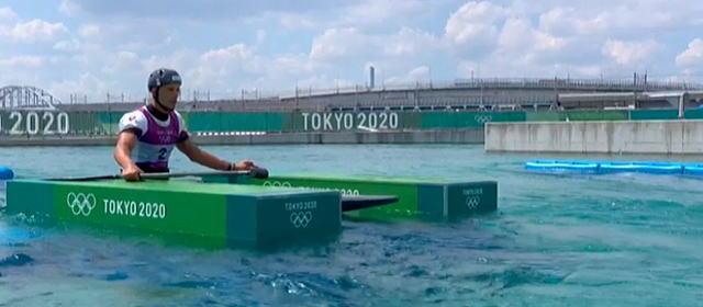 C1m 001 - 葛西スラロームコース東京オリンピック予選設定所感