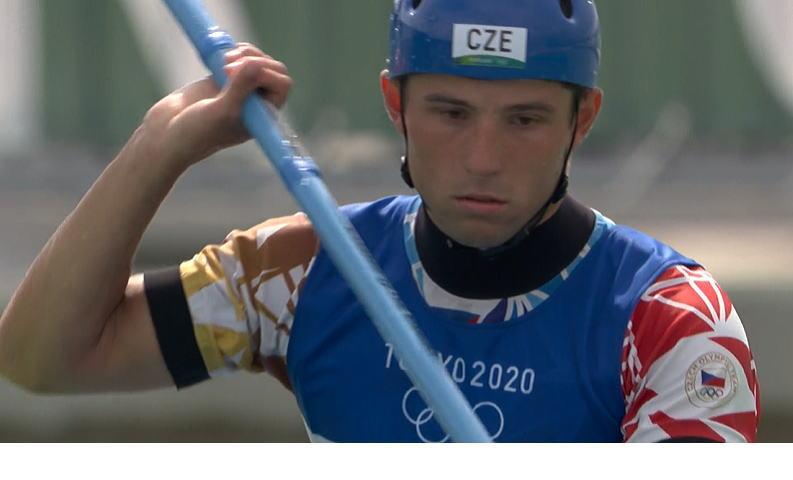 jirip001 - JIRI選手異次元のランがキター カヤック男子SF&Fカヌースラローム競技 東京オリンピック