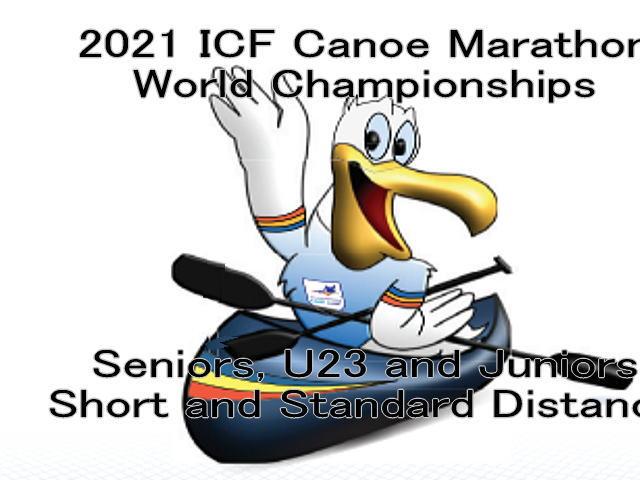 ckmarathon - 2021カヌーマラソン世界選手権ポーランド10月2日の日本選手の成績