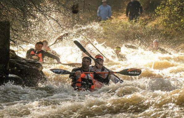 fichm 005 595x383 - 南アフリカ  フィッシュリバー川でカヌーリバーマラソン