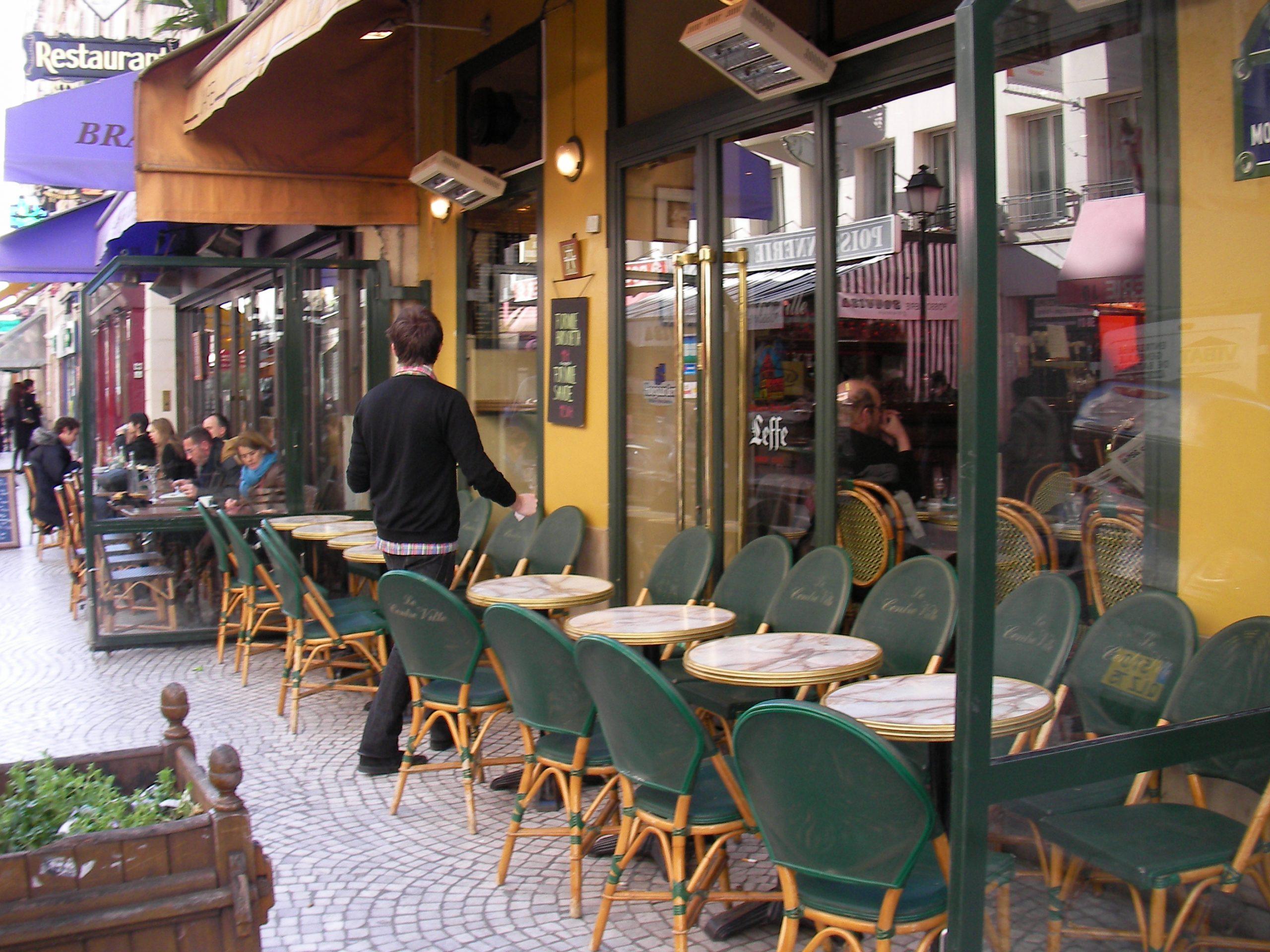 SANY0157 scaled - プレートの夕飯 フランス旅行で食事を安く